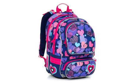 Školní batoh Topgal CHI 804 H - Pink