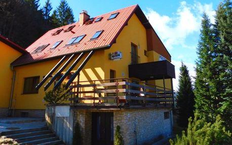 3–8 dní turistiky s polopenzí v Beskydech