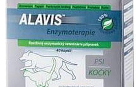 Tablety Alavis CURENZYM Enzymoterapie 150 kasplí