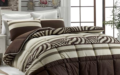 Eponj Home Prošívaný přehoz přes postel/přikrývka 143EPJ9944