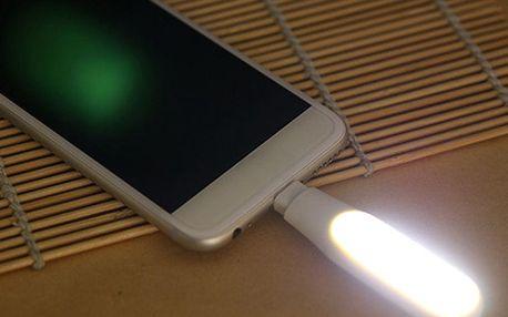 Příslušenství pro smartphone: čočky, blesk, světlo