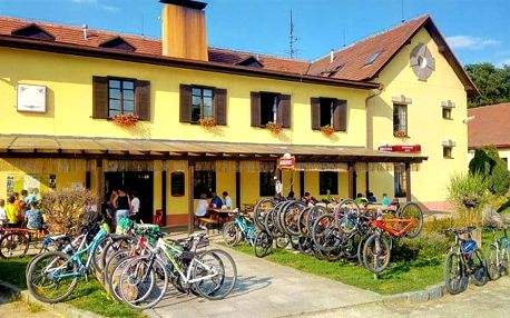 3 až 5denní pobyt pro 2 s polopenzí v penzionu Benešovský Mlýn na jihu Čech