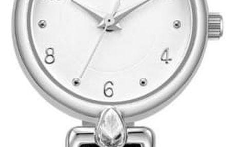 Elegantní dámské hodinky s kamínky - 5 barev