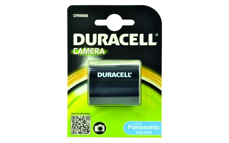 Duracell baterie alternativní pro Panasonic CGR-S006 - DR9668