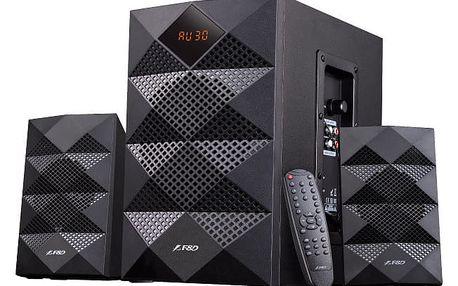 Fenda F&D A180X, černá