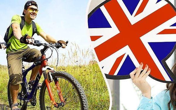Outdoorová angličtina na kole