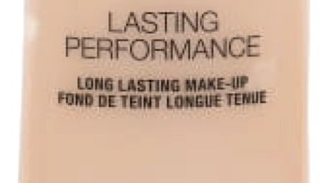 Max Factor Lasting Performance 35 ml makeup pro ženy 109 Natural Bronze