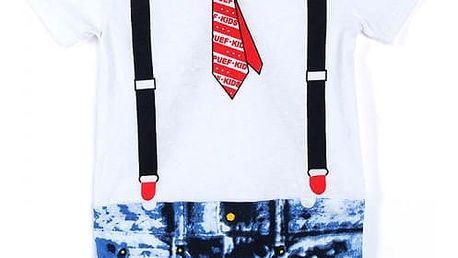 Chlapecké body v originálním designu - 2 varianty