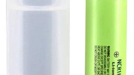 Li-ion dobíjecí baterie 3.6V - model NCR 18650 BM s kapacitou 3200 mAh