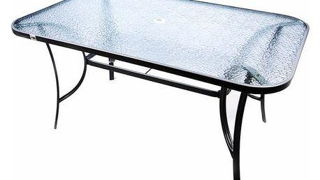 Garthen 1650 Moderní zahradní skleněný stůl Garth