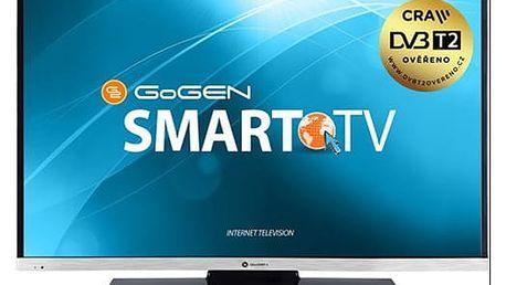 GoGEN TVF 22N384 STWEB - 56cm - GOGTVF22N384STWEB + Flashdisk A-data 16GB v ceně 200 kč