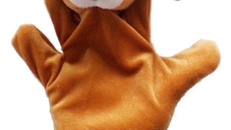 Maňásek na ruku v podobě zvířátka - 10 variant
