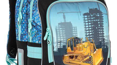 Školní batoh Topgal CHI 877 D - Blue