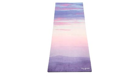 Podložka na jógu Yoga Design Lab Travel Breathe - doprava zdarma!