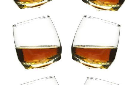 Sada 6 houpacích sklenic na whiskey Sagaform, 6ks