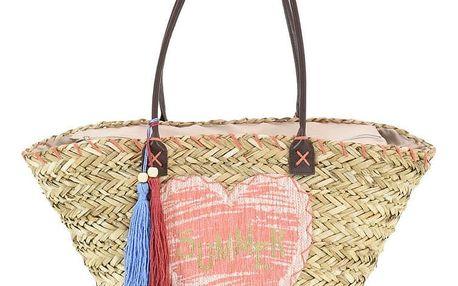 Plážová taška BLE by Inart Summer Sugar