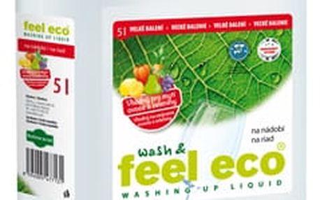 Feel eco prostředek nádobí, ovoce a zeleninu 5l