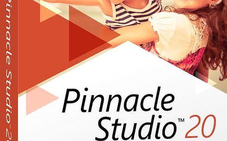 Corel Pinnacle Studio 20 Standard ML EU - PNST20STMLEU
