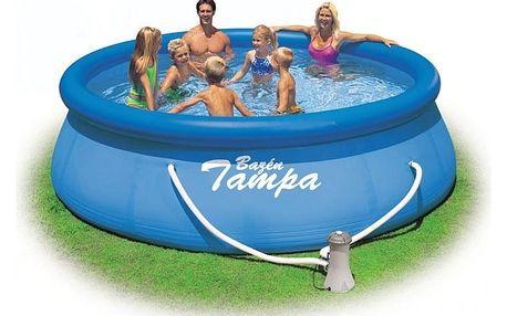 Marimex Bazén Tampa 3,66x0,91 m s kartušovou filtrací - 10340017