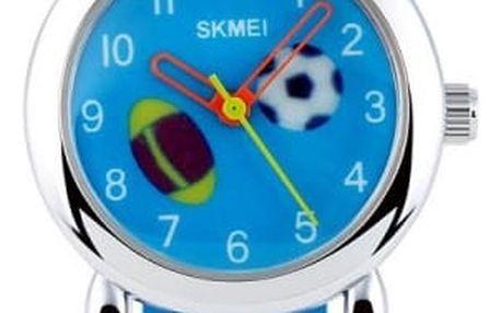 Dětské silikonové hodinky