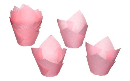 Sada 100 papírových košíčků na muffiny Kitchen Craft Sweetly Does It