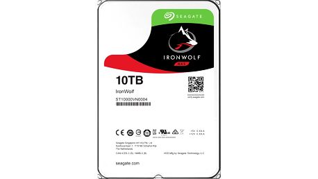 Seagate IronWolf - 10TB - ST10000VN0004