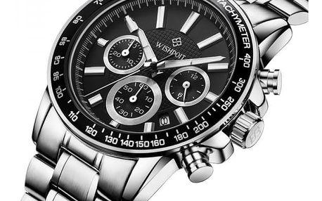 Módní náramkové hodinky v luxusním provedení