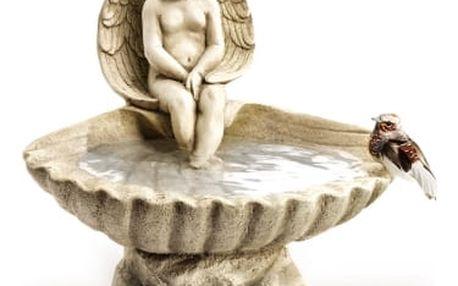 """Pítko pro ptáky """"anděl"""""""