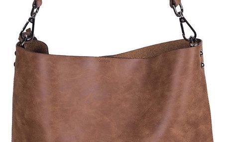 Karamelově hnědá kabelka Giorgio di Mare Melissa - doprava zdarma!