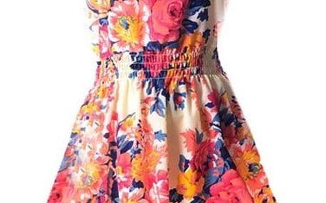 Dámské šaty s letními vzory - 18 variant