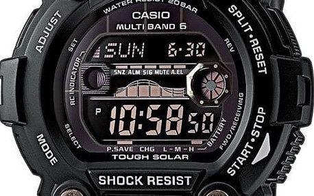 Casio GW 7900B-1 + pojištění hodinek, doprava ZDARMA, záruka 3 roky