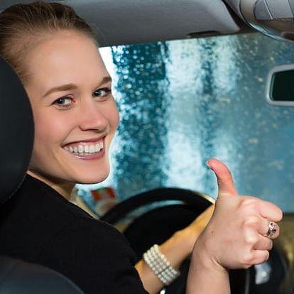 Čištění interiéru vozu, péče o exteriér a další