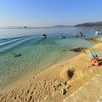 Chorvatsko, Seget na 8 dní pro 1 osobu s polopenzí