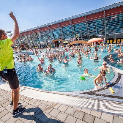 V pátek 16.6. zahajujeme letní sezonu v Aqualandu Moravia!