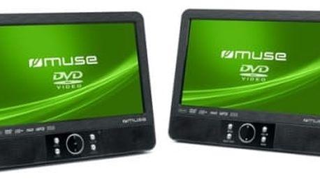 DVD přehrávač MUSE M-990CVB (M-990CVB) černý