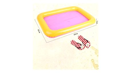 Nafukovací podložka pro tekutý písek