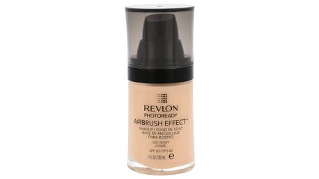 Revlon Photoready Airbrush Effect SPF20 30 ml makeup pro ženy 001 Ivory
