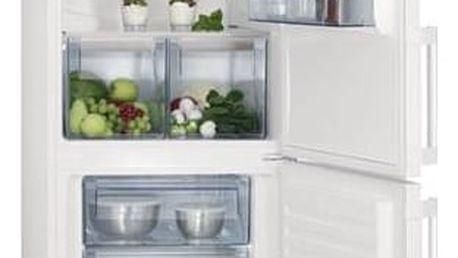 Kombinace chladničky s mrazničkou AEG S53630CSW2 bílá + Doprava zdarma