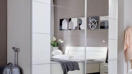 Davos - skříň s posuvnými dveřmi, 225 cm