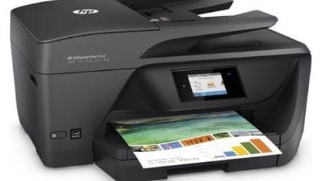 Tiskárna multifunkční HP Officejet Pro 6960 (J7K33A#625) černá
