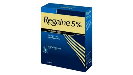 REGAINE 5% 60 ml