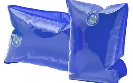 Nafukovací rukávky do vody - modrá barva - dodání do 2 dnů