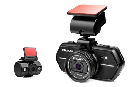Autokamera TrueCam A6 černá
