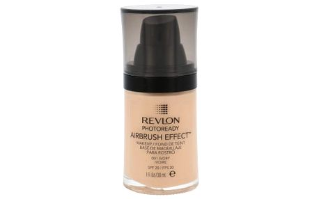 Revlon Photoready Airbrush Effect SPF20 30 ml makeup pro ženy 001 Ivory