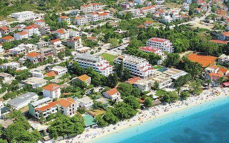 Chorvatsko, Střední Dalmácie, letecky na 8 dní s polopenzí