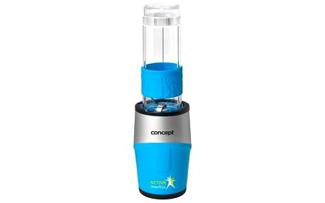 CONCEPT SM-3384 smoothie maker - Active Smoothie 500 W modrý 1 x 570 ml