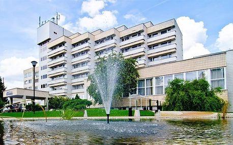 3 nebo 4denní wellness pobyt pro 2 v hotelu Hviezda*** na jihu Slovenska
