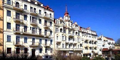 Hotel Fontána (dříve Kossuth-Romania)