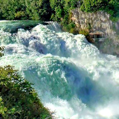 Víkendový výlet k nejmohutnějším vodopádům Evropy