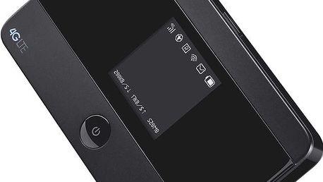 TP-LINK M7350, LTE + T-mobile Twist Online Internet, SIMka / microSIMka s kreditem 200 Kč + Powerbank TP-LINK TL-PB10400, 10400mAh